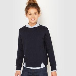 Pullover, getwistet, 10-16 Jahre R essentiel