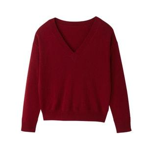 Пуловер 100% кашемира La Redoute Collections