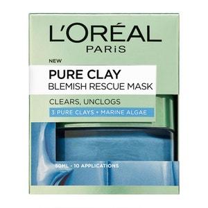 Argile Pure Masque Anti-Imperfections 50ml L'OREAL PARIS
