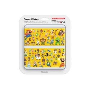 Coque NINTENDO New 3DS Mario Pixel NINTENDO