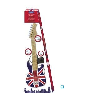 Guitare Electrique avec Amplificateur Style UK - LEXK2600L LEXIBOOK