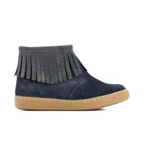Leren boots met franjes PLAY FRINGE HAVAIANAS