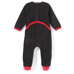 Jednoczęściowa wzorzysta piżama Miki Mouse MICKEY MOUSE
