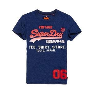 T-shirt manches courtes Shirt Shop Fade SUPERDRY