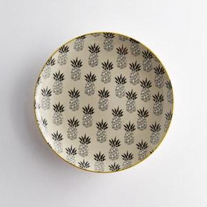 Plato de postre de cerámica, Tossita (lote de 4) La Redoute Interieurs