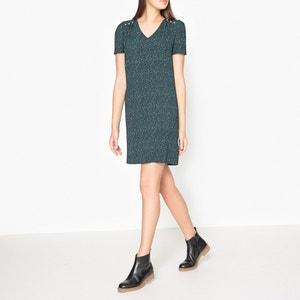 Bedrucktes Kleid IKKS