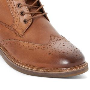 Boots bout fleuri HURST BASE LONDON
