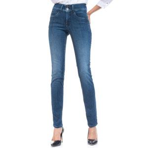 Jeans Secret Push In, coupe slim, avec des pierres Swarovski SALSA