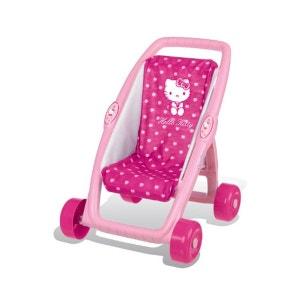 Poussette Hello Kitty : Première poussette SMOBY
