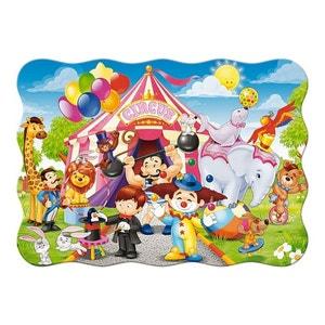 Puzzle 30 pièces : Le cirque CASTORLAND