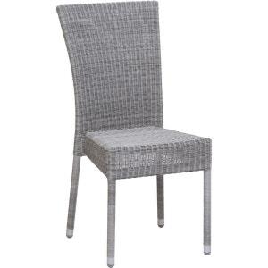 Chaise de jardin Isabelle résine KOK