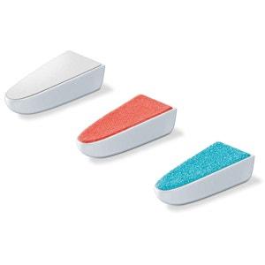 Vervangkit, set opzetstukken voor  manicure/pedicure MP18 BEURER
