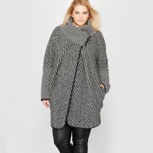 Jacquard Coat CASTALUNA