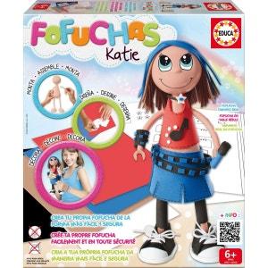 Kit créatif : Poupée Fofucha Katie EDUCA