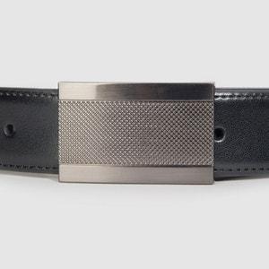 Faux Leather Belt CASTALUNA FOR MEN