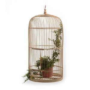 Cage à oiseaux en bambou H80cm, NOMADO La Redoute Interieurs