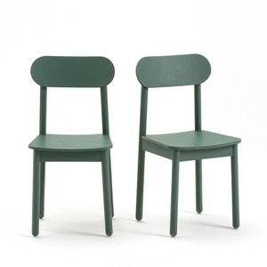 Cadeira JIMI (lote de 2) La Redoute Interieurs