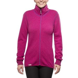 Full Zip Veste 400 - Sweat-shirt - rose WOOLPOWER
