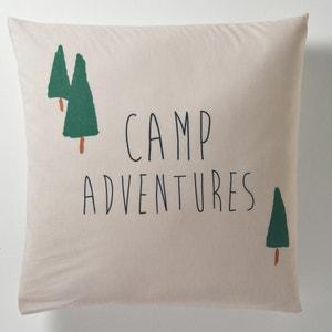 Camp Adventures Children's Pillowcase La Redoute Interieurs