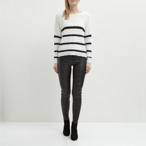 Pullover, gestreift, lange Ärmel VILA