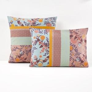 Shisendo Printed Cotton Single Pillowcase La Redoute Interieurs