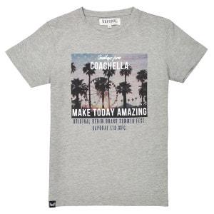 T-shirt col rond 10-16 ans KAPORAL