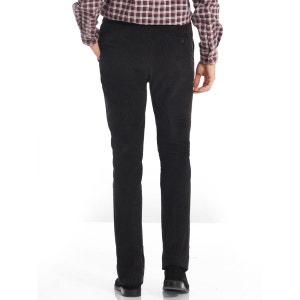Pantalon droit en velours HONCELAC