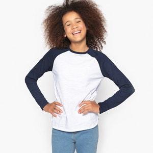 T-shirt motif ''85'' dos 10-16 ans La Redoute Collections