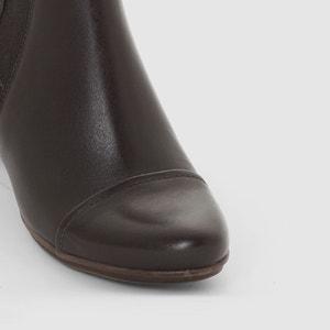SEGOVIA W1J Leather Boots PIKOLINOS