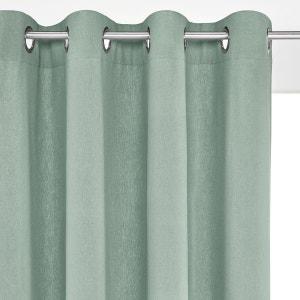 Rideau lin/coton œillets, TAÏMA La Redoute Interieurs