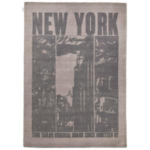 tapis new york la redoute. Black Bedroom Furniture Sets. Home Design Ideas