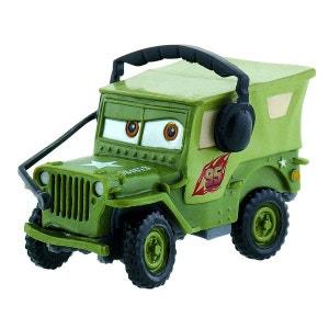 Figurine Cars 2 : Sarge BULLYLAND