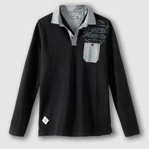 Long-Sleeved Polo Shirt KAPORAL 5