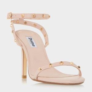 Sandales à talon aiguille et brides cloutées - MACINTOSH DUNE LONDON