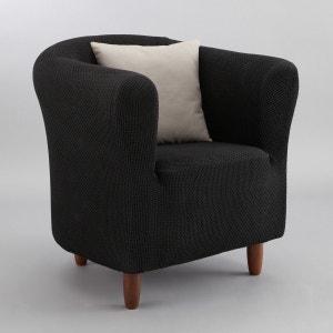 Pokrowiec na fotel, rozciągliwy, gofrowany La Redoute Interieurs