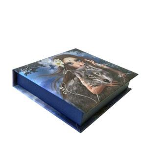 Boîte en carton avec feuilles décorées Top Model KONTAKT CHEMIE