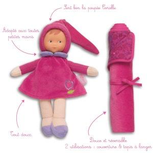 Babi Corolle : Coffret poupée Grenadine et couverture COROLLE