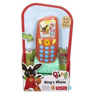 Fisher-price - Bing Téléphone - MATDVR64 FISHER PRICE