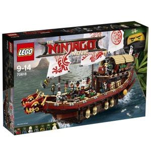 LEGO® 70618 The Ninjago Movie TM : Le QG des ninjas LEGO