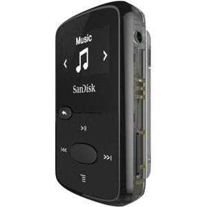 Lecteur MP3 SanDisk Clip Jam Noir 8 Go Ecran OLED 0.96 - Radio FM - Micro USB 2.0 - MicroSDHC SANDISK
