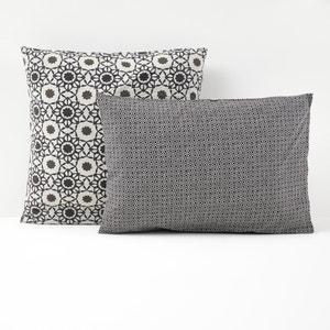 Axella Pre-Washed Percale Single Pillowcase La Redoute Interieurs