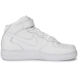 e2825bb91f158d Nike Air Force 1 Mid 315123-111 Baskets Jordan Nike Air Max Basket