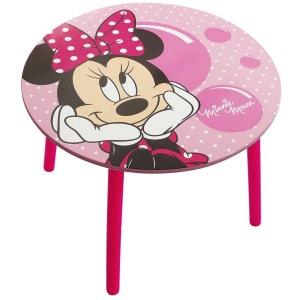 Ensemble table et chaises Minnie Mouse Disney Bulle MINNIE MOUSE