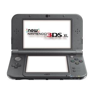 Console NINTENDO New 3DS XL Noir Métallique NINTENDO