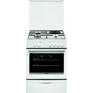 Cuisinière mixte BRANDT EX BCM6655W BRANDT