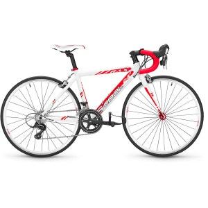 raX 24 18-S - Vélo enfant - rouge/blanc S'COOL
