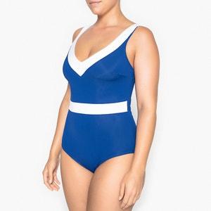 Klasyczny jednoczęściowy kostium kąpielowy CASTALUNA