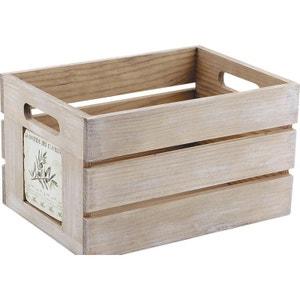 caisse en bois gratuite la redoute. Black Bedroom Furniture Sets. Home Design Ideas