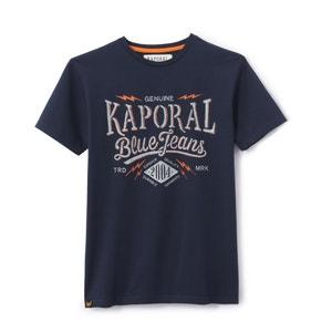 T-shirt z okrągłym dekoltem i krótkim rękawem KAPORAL 5