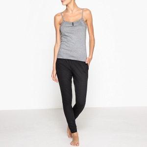Pyjama, haut dentelle La Redoute Collections